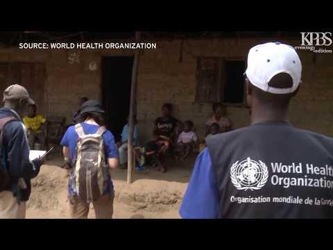 Ebola's Return Reignites La Jolla Researchers' Urgency To Find A Cure