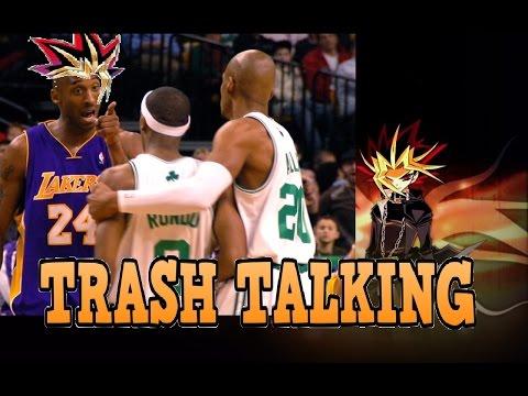 Trash Talking in YuGiOh! Good or Bad? (intch95)