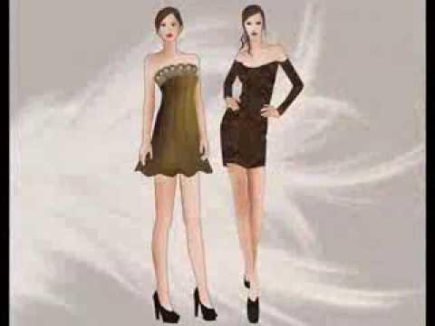 My Fashion Design Portfolio