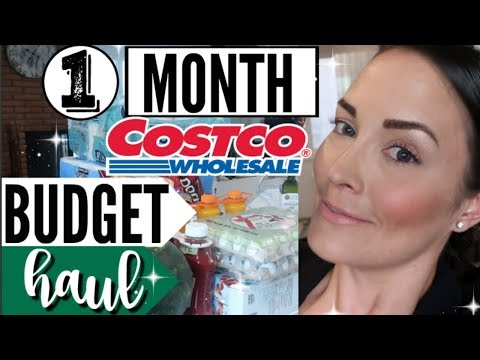 💥NEW 💥JUNE 2018 COSTCO SHOP WITH ME VLOG + GROCERY HAUL ● ONCE A MONTH SHOPPING ● WALMART HAUL