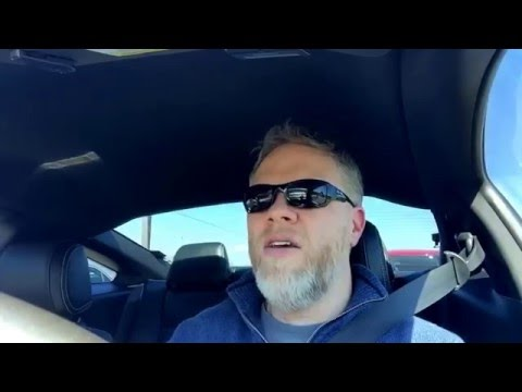 Review Mustang GT with new BMR upper and lower rear control arms