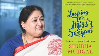 She sings AND writes: In conversation with Shubha Mudgal | Books & Authors