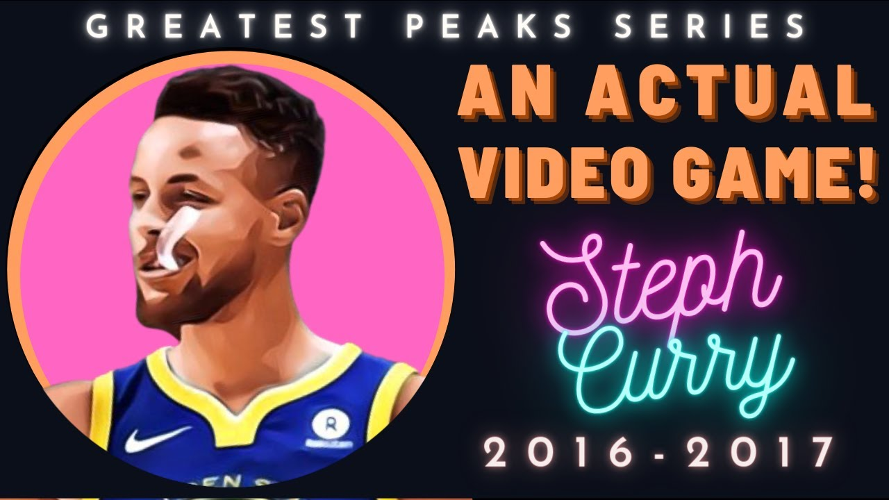 Why Steph Curry might be the best offensive player ever | Greatest Peaks Ep. 15