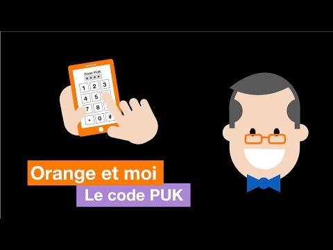 Orange et moi – Débloquer votre mobile avec le code PUK