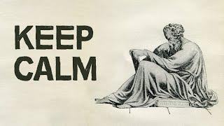 STOICISM | How Epictetus Keeps Calm