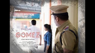 GOMEZ ( THE TALE OF A FATHER )   MALAYALAM SUSPENSE THRILLER SHORT FILM TEASER    BINZ ADOOR