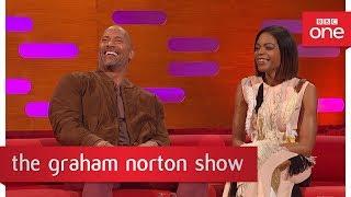 Naomie Harris & Dwayne Johnson on the Moonlight Oscars Mix-Up - The Graham Norton Show  - BBC