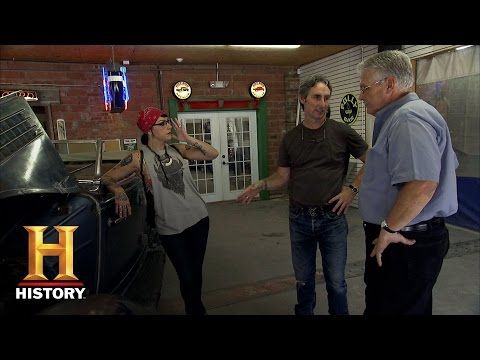 American Pickers: Keeping a Promise with a Road Trip | History
