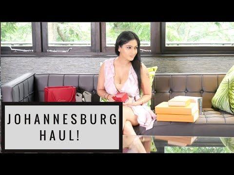 Johannesburg Haul   Luxury + High Street clothing   Sonal Maherali