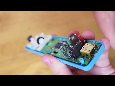 Remove Corrosion from Wiimote