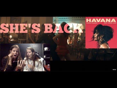 CAMILA CABELLO - HAVANA FT YOUNG THUG (Music Video) REACTION
