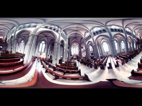 데이트장소 사전답사 : 명동성당 [360 VR] Seoul Myeongdong Cathedral