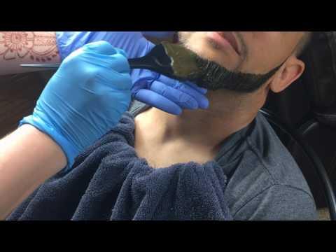 Henna Isn't Just For Girls | Beard Henna for Men
