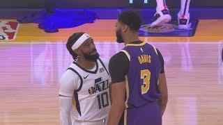 Lakers Dominate Jazz With Defense! LeBron 32 Pts! 2019-20 NBA Season