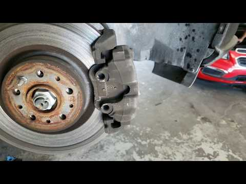 Ram promaster city front brakes replacement