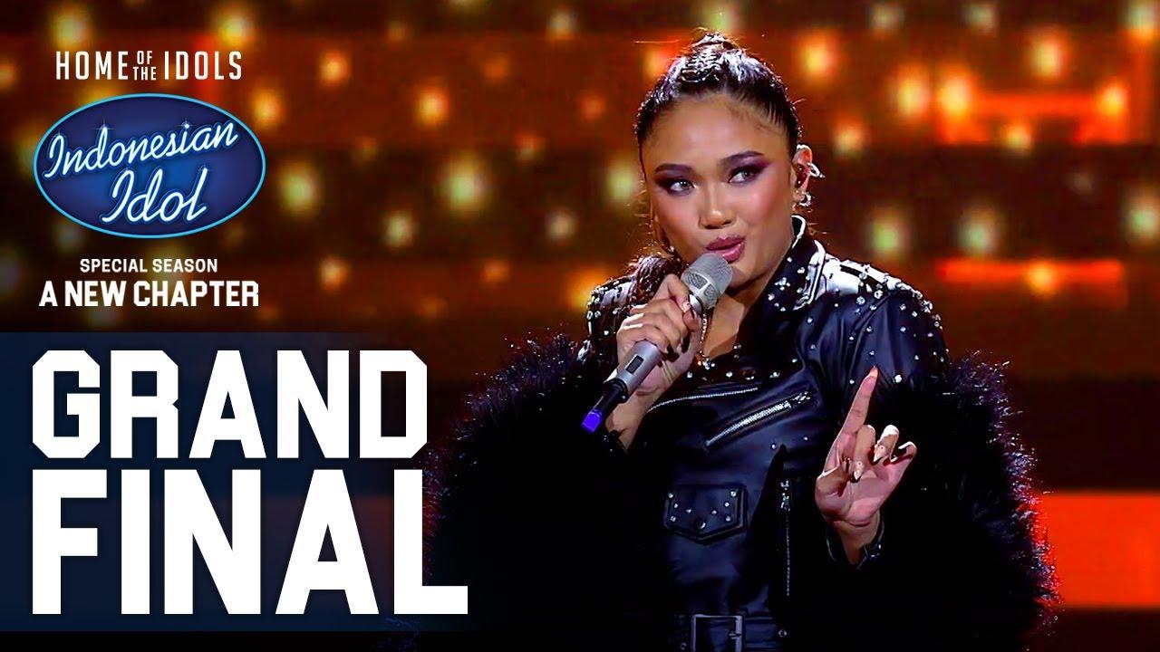 Download MARION JOLA - MEDLEY SONG - GRAND FINAL - Indonesian Idol 2021 MP3 Gratis