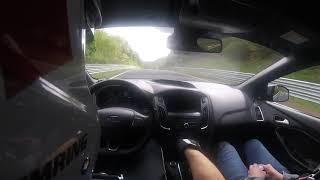 Ford Focus RS Touristenfahrten Nordschleife 10 05 19/8:22