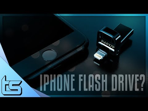 An all in-one flash drive with lightning & USB 3.1?!