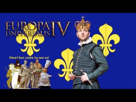 Europa Universalis IV European Multiplayer - France #34