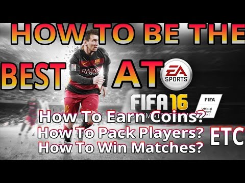 How To Be Best At Fifa 16 Android iOS Mobile !! Tutorials !! Tips !! Exchange !! Pack !! Match