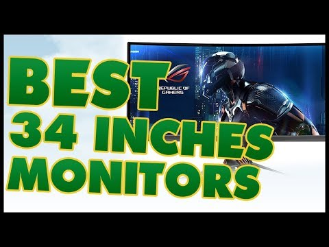 7 Best 34-inches Monitor Reviews 2017