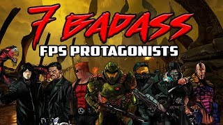 7 Of The Most Badass FPS Protagonists