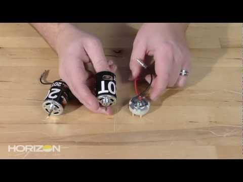 HorizonHobby.com How-To: Understanding RC Motor Technology