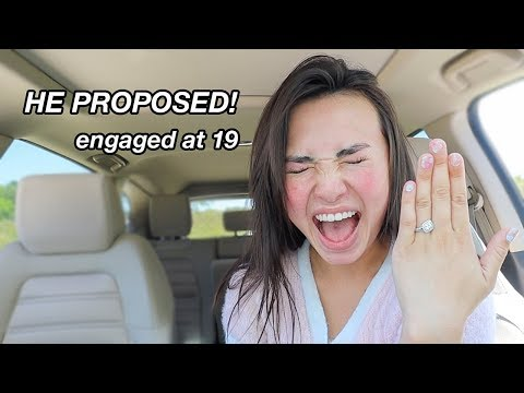 Why I got engaged at 19