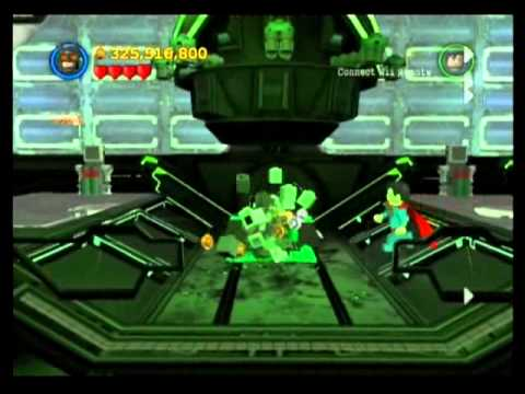 LEGO Batman 2: DC Superheroes Walkthrough: Minikit and Freeplay Guide - Research and Development