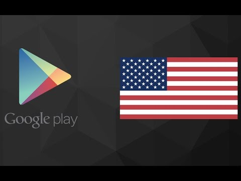 How to change Google Play Store country to USA or to any country