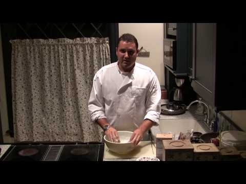 Chef Ivar Makes Pita for His Mussels