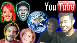 Subscribing To EVERY YouTube CHANNEL In The WORLD