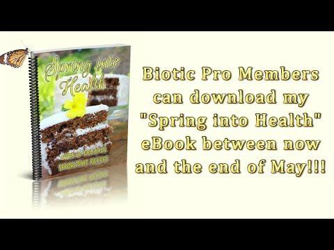 Spring into Health Recipe eBook