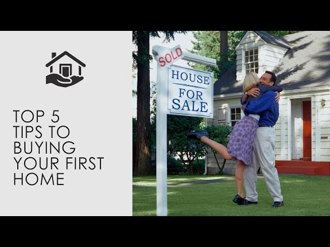 How to Buy a House - First Time Home Buyer Tips