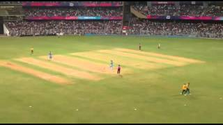 Yuvraj singh hit six in warmup match against South Africa. 12/03/16