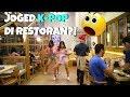 RICE BALL CHALLENGE DI RESTORAN YANG KALAH JOGED K POP