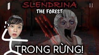 [Toozi Mobigames] 👻SLENDRINA BÁ CHỦ RỪNG XANH! (SLENDRINA: THE FOREST)
