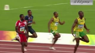 Usain Bolt 9.68 100m New World Record Rio 2016