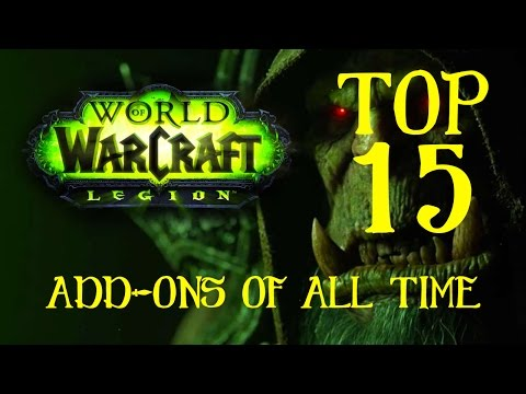 The Top 15 World of Warcraft Add-Ons of All Time