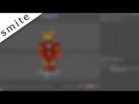 2.5D Minecraft Character Spinning Tutorial//Cinema 4D//Smite