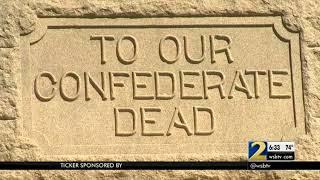 Calls for Confederate statue in metro Atlanta to come down