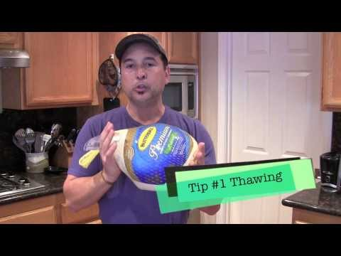 The BEST ButterBall Turkey Tips