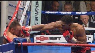 Anthony Joshua vs Kubrat Pulev Highlights : Joshua vs Pulev Highlights (Promo)