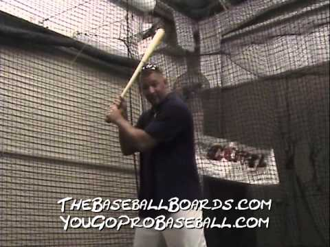 How to Hold a Baseball Bat - Box Grip vs Knocking Knuckles