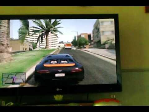 Comment avoir la Bugatti verront et la zenterno gr