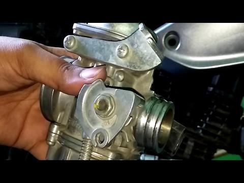 Carburetor removal honda cbf 125 honda stunner