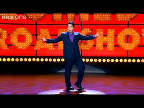 Irish Recognition Scanner - Michael McIntyre's Comedy Roadshow Series 2 Dublin Preview - BBC One