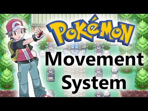 Pokemon Style Movement Tutorial