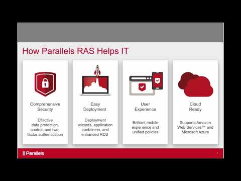 Parallels RAS helps educational institutions