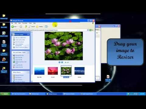 How to Change windows start Button logo and text in xp.mp4